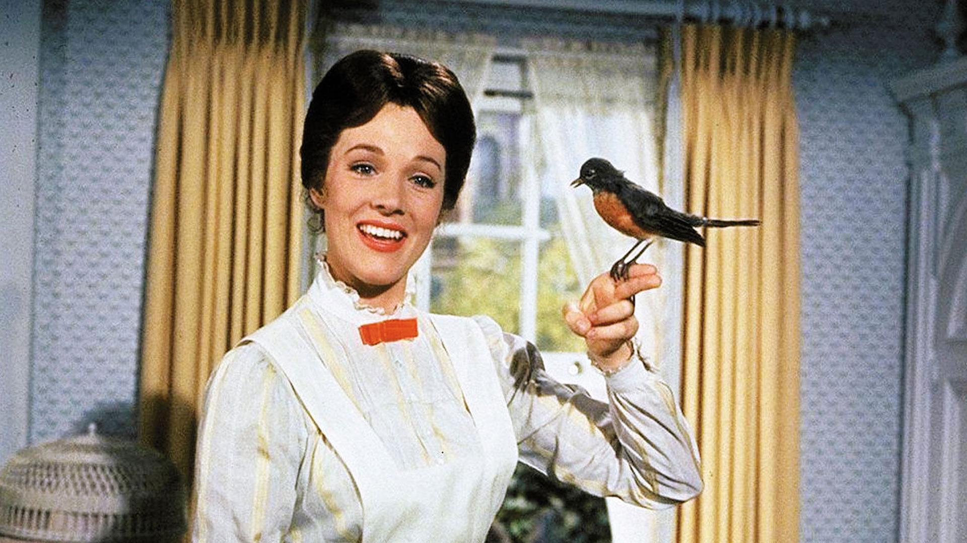 Mary Poppins Pequeños cinéfilos CaixaForum Modiband