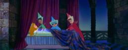 La bella durmiente Disney Pequeños Cinéfilos CaixaForum Modiband