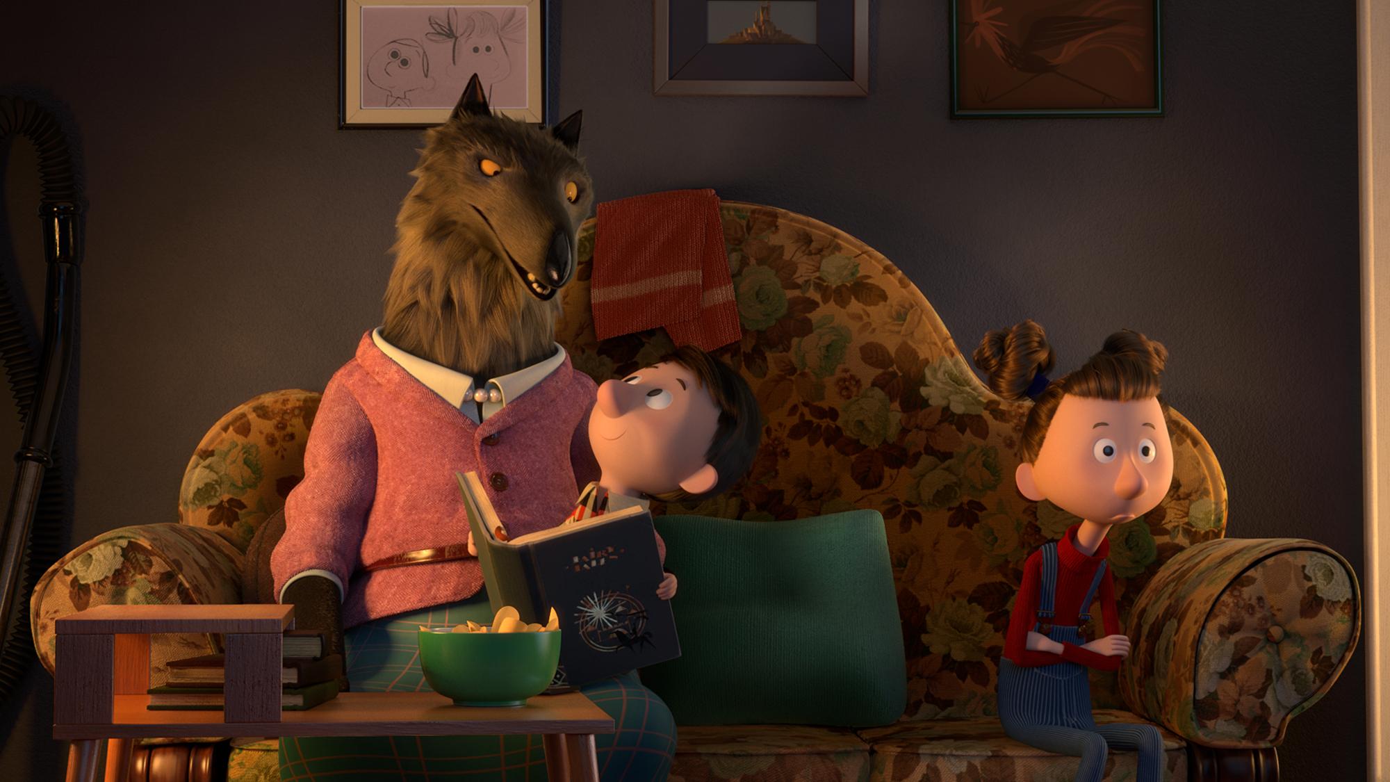 La revolta dels contes Roald Dahl cine familiar infantil Modiband