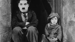El chico Charles Chaplin Charlot MODIband