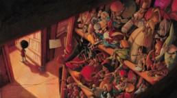 Kérity, la casa de los cuentos en las Matinés de Cineteca coordinadas por Modiband