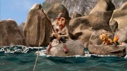 Selkirk, el verdadero Robinson Crusoe cine familiar Modiband