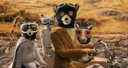 Fantastic Mr Fox Cine familiar infantil MODIband