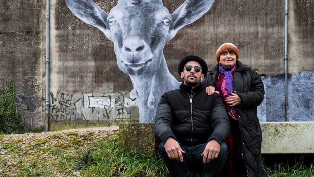 Caras y lugares Agnès Varda Sala Montjuïc cinema a la fresca Barcelona