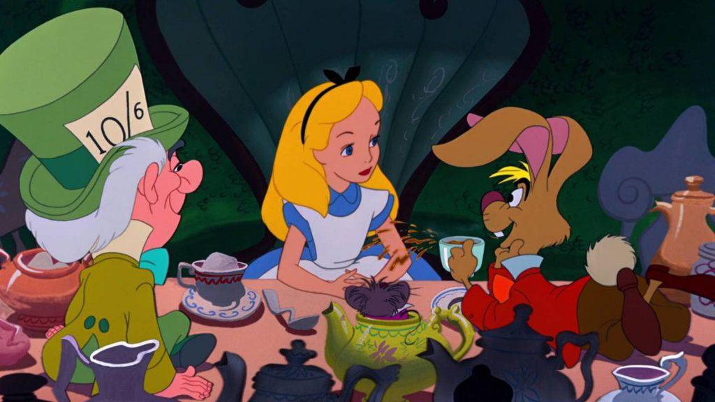 Alicia en el país de las maravillas Walt Disney Cosmonits cinema a la fresca Barcelona MODIband