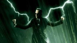 Matrix Reloaded Wachowski Brothers cinema a la fresca Barcelona Cosmonits MODIband