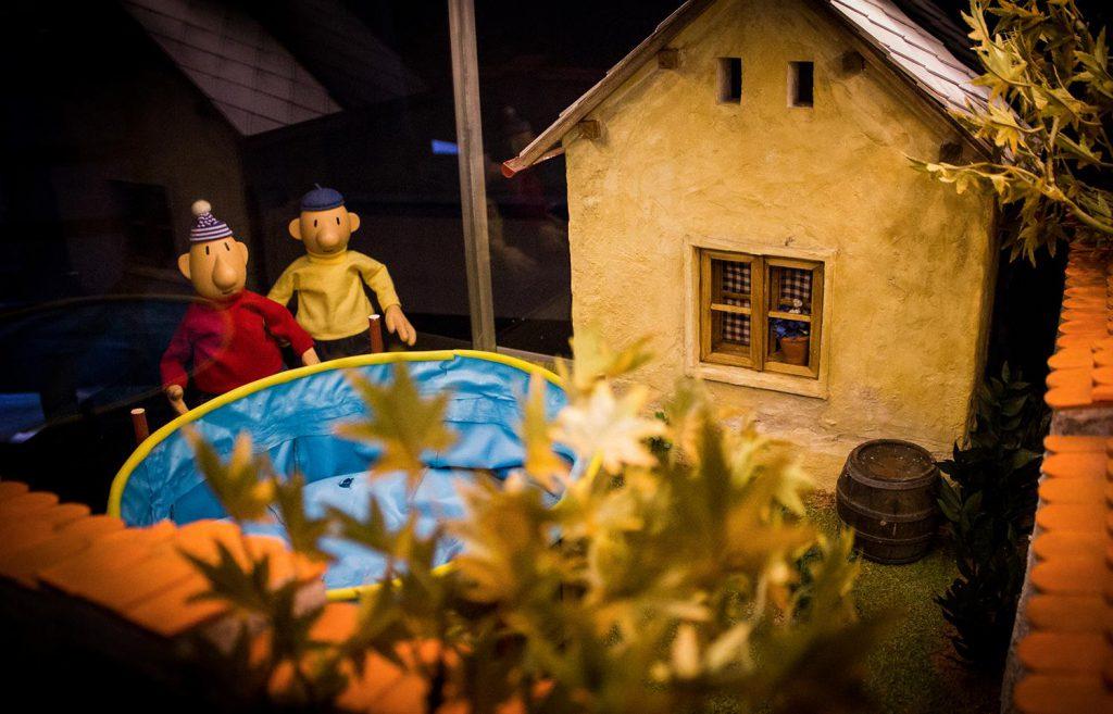 Pat i Mat Marek Benes MODIband cine familiar infantil