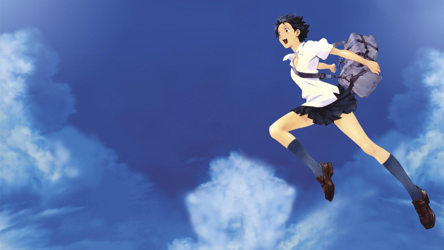 La chica que saltaba a través del tiempo Mamoru Hosoda cine familiar infantil Modiband