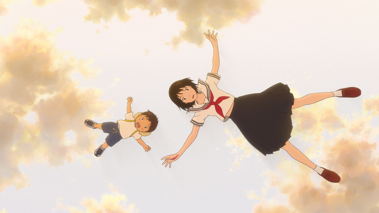 Mirai Mamoru Hosoda cine familiar infantil Modiband