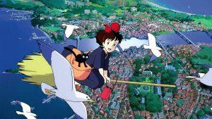 Nicky la aprendiz de bruja Miyazaki cine familiar infantil Modiband