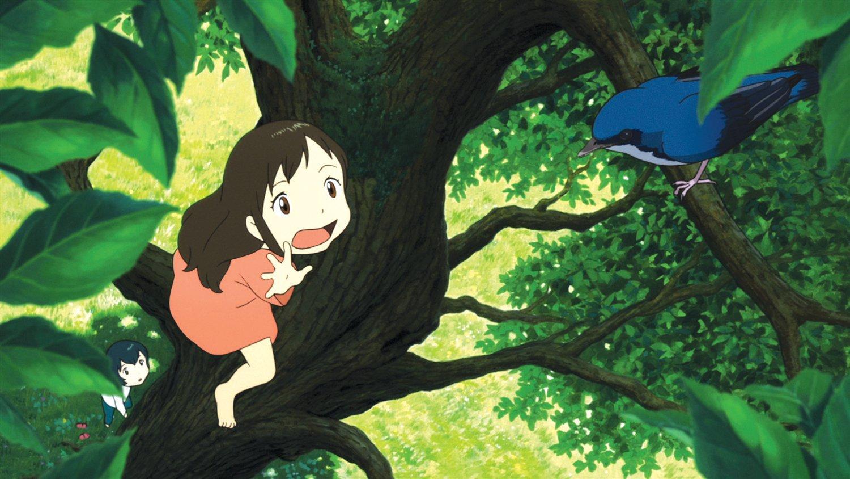 Wolf Children Mamoru Hosoda cine familiar MODIband